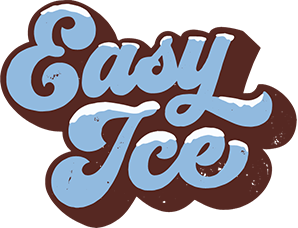 easy ice outer banks logo